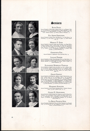 Page 15, 1935 Edition, Peabody Demonstration School - Volunteer Yearbook (Nashville, TN) online yearbook collection