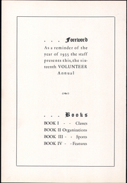 Page 8, 1935 Edition, Peabody Demonstration School - Volunteer Yearbook (Nashville, TN) online yearbook collection