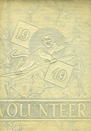1949 Edition, Peabody Demonstration School - Volunteer Yearbook (Nashville, TN)