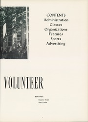 Page 7, 1964 Edition, Peabody Demonstration School - Volunteer Yearbook (Nashville, TN) online yearbook collection