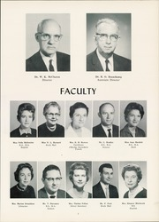 Page 9, 1964 Edition, Peabody Demonstration School - Volunteer Yearbook (Nashville, TN) online yearbook collection