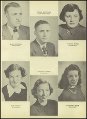 Page 11, 1951 Edition, Dixie High School - Rebel Yearbook (Union City, TN) online yearbook collection