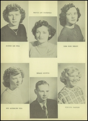 Page 12, 1951 Edition, Dixie High School - Rebel Yearbook (Union City, TN) online yearbook collection