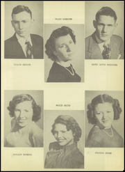 Page 13, 1951 Edition, Dixie High School - Rebel Yearbook (Union City, TN) online yearbook collection