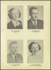 Page 9, 1951 Edition, Dixie High School - Rebel Yearbook (Union City, TN) online yearbook collection