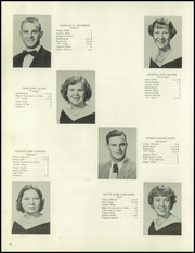 Page 10, 1955 Edition, Pruden High School - Panther Tracks Yearbook (Pruden, TN) online yearbook collection