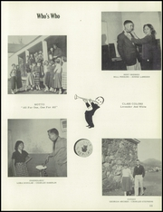 Page 15, 1955 Edition, Pruden High School - Panther Tracks Yearbook (Pruden, TN) online yearbook collection