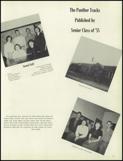 Page 5, 1955 Edition, Pruden High School - Panther Tracks Yearbook (Pruden, TN) online yearbook collection