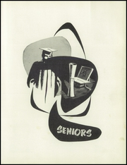 Page 9, 1955 Edition, Pruden High School - Panther Tracks Yearbook (Pruden, TN) online yearbook collection