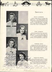 Page 16, 1943 Edition, Girls Preparatory School - Kaleidoscope Yearbook (Chattanooga, TN) online yearbook collection