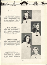 Page 17, 1943 Edition, Girls Preparatory School - Kaleidoscope Yearbook (Chattanooga, TN) online yearbook collection