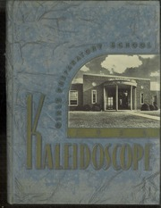 1954 Edition, Girls Preparatory School - Kaleidoscope Yearbook (Chattanooga, TN)
