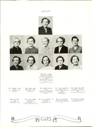 Page 11, 1954 Edition, Girls Preparatory School - Kaleidoscope Yearbook (Chattanooga, TN) online yearbook collection