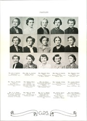 Page 12, 1954 Edition, Girls Preparatory School - Kaleidoscope Yearbook (Chattanooga, TN) online yearbook collection