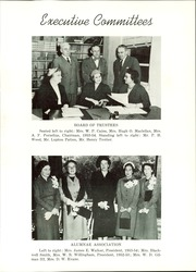 Page 13, 1954 Edition, Girls Preparatory School - Kaleidoscope Yearbook (Chattanooga, TN) online yearbook collection