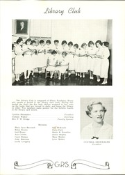 Page 83, 1954 Edition, Girls Preparatory School - Kaleidoscope Yearbook (Chattanooga, TN) online yearbook collection