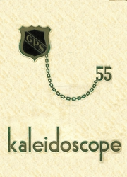 1955 Edition, Girls Preparatory School - Kaleidoscope Yearbook (Chattanooga, TN)