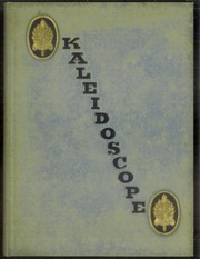 1956 Edition, Girls Preparatory School - Kaleidoscope Yearbook (Chattanooga, TN)