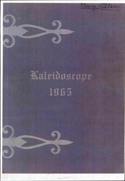 1965 Edition, Girls Preparatory School - Kaleidoscope Yearbook (Chattanooga, TN)