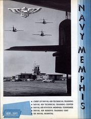 Page 2, 1955 Edition, Naval Air Training - Yearbook (Memphis, TN) online yearbook collection