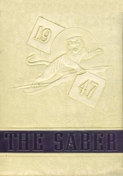 1947 Edition, Sewanee Military Academy - Saber Yearbook (Sewanee, TN)