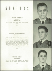 Sewanee Military Academy - Saber Yearbook (Sewanee, TN) online yearbook collection, 1947 Edition, Page 22