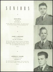 Page 36, 1947 Edition, Sewanee Military Academy - Saber Yearbook (Sewanee, TN) online yearbook collection