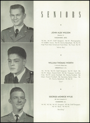 Page 37, 1947 Edition, Sewanee Military Academy - Saber Yearbook (Sewanee, TN) online yearbook collection