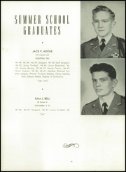 Page 38, 1947 Edition, Sewanee Military Academy - Saber Yearbook (Sewanee, TN) online yearbook collection