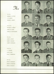 Page 42, 1947 Edition, Sewanee Military Academy - Saber Yearbook (Sewanee, TN) online yearbook collection