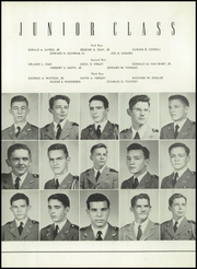 Page 43, 1947 Edition, Sewanee Military Academy - Saber Yearbook (Sewanee, TN) online yearbook collection