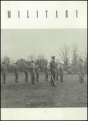 Page 47, 1947 Edition, Sewanee Military Academy - Saber Yearbook (Sewanee, TN) online yearbook collection