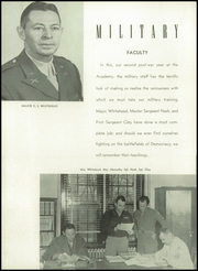 Page 48, 1947 Edition, Sewanee Military Academy - Saber Yearbook (Sewanee, TN) online yearbook collection