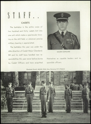 Page 49, 1947 Edition, Sewanee Military Academy - Saber Yearbook (Sewanee, TN) online yearbook collection