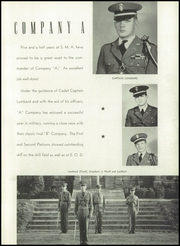 Page 51, 1947 Edition, Sewanee Military Academy - Saber Yearbook (Sewanee, TN) online yearbook collection