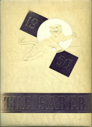 Sewanee Military Academy - Saber Yearbook (Sewanee, TN) online yearbook collection, 1950 Edition, Page 1