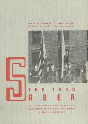 Page 5, 1950 Edition, Sewanee Military Academy - Saber Yearbook (Sewanee, TN) online yearbook collection
