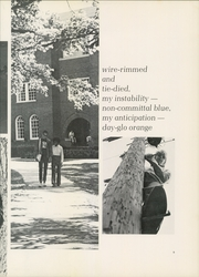 Page 13, 1971 Edition, Tusculum College - Tusculana Yearbook (Greenville, TN) online yearbook collection
