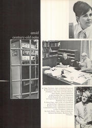 Page 16, 1971 Edition, Tusculum College - Tusculana Yearbook (Greenville, TN) online yearbook collection