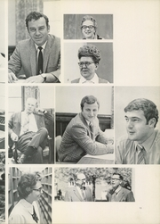 Page 17, 1971 Edition, Tusculum College - Tusculana Yearbook (Greenville, TN) online yearbook collection