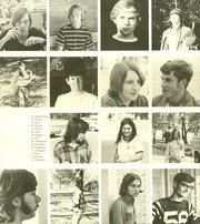 Page 110, 1972 Edition, Tusculum College - Tusculana Yearbook (Greenville, TN) online yearbook collection