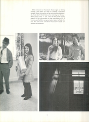 Page 10, 1973 Edition, Tusculum College - Tusculana Yearbook (Greenville, TN) online yearbook collection