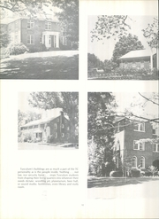 Page 16, 1973 Edition, Tusculum College - Tusculana Yearbook (Greenville, TN) online yearbook collection