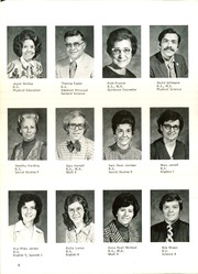 Page 10, 1974 Edition, Warren County Middle School - Jr Pioneers Yearbook (McMinnville, TN) online yearbook collection