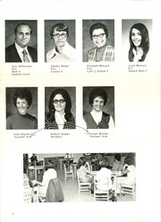 Page 12, 1974 Edition, Warren County Middle School - Jr Pioneers Yearbook (McMinnville, TN) online yearbook collection