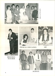 Page 12, 1975 Edition, Warren County Middle School - Jr Pioneers Yearbook (McMinnville, TN) online yearbook collection