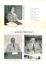 Page 8, 1975 Edition, Warren County Middle School - Jr Pioneers Yearbook (McMinnville, TN) online yearbook collection