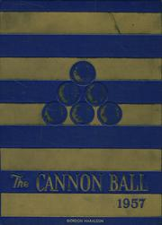 1957 Edition, Battle Ground Academy - Cannon Ball Yearbook (Franklin, TN)