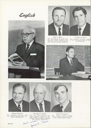 Page 22, 1969 Edition, Battle Ground Academy - Cannon Ball Yearbook (Franklin, TN) online yearbook collection