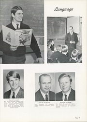 Page 23, 1969 Edition, Battle Ground Academy - Cannon Ball Yearbook (Franklin, TN) online yearbook collection